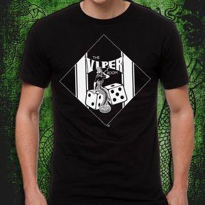 Next Level Viper Room Black Men's Shirt Size L